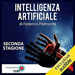 Intelligenza Artificiale - Seconda stagione copertina