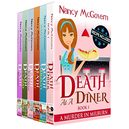 A Murder in Milburn     A Culinary Cozy Mystery Box Set with Recipes              By:                                                                                                                                 Nancy McGovern                               Narrated by:                                                                                                                                 Renee Brame                      Length: 27 hrs and 17 mins     32 ratings     Overall 3.8