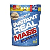 Instant Real Mass - 7Kg - Sabor Triple chocolate