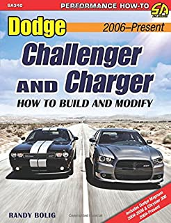 Dodge Challenger and Charger: How to Build and Modify 2006-2014 (Performance How-To)
