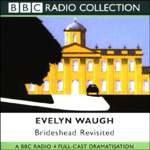 Brideshead Revisited (Dramatised) audiobook cover art