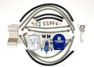 Sinister Diesel Regulated Fuel Return Kit for Ford Powerstroke 7.3L w/Integrated Fuel Filter