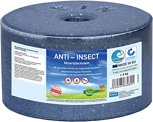 imima Anti-Insect Mineralleckstein, 3kg