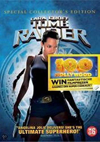 ANGELINA JOLIE - TOMB RAIDER - LARA CROFT (1 DVD)