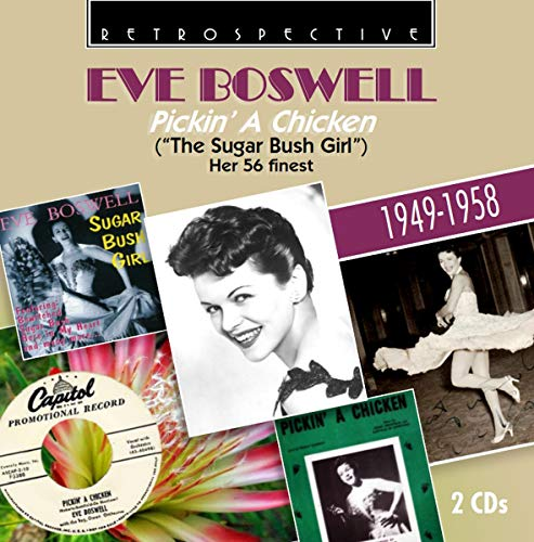 Eve Boswell : Pickin' A Chicken