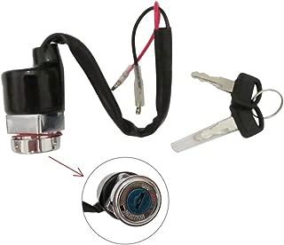 2 Wire Ignition Switch w/keys For MOTORCYCLE HONDA CB100 CB 100 CB125S CB125 125 Super Sport