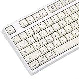 PBT XDA Profile 165 Keys Keycaps Dye Sublimation ANSI Layout Theme Keyset for Gaming Keyboard Cherry MX Switches(iOS Style)