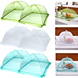 Casolly Food Plate Serving Covers,6 Pack