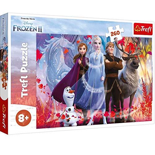 2502 ディズニー アナと雪の女王2 ジグソーパズル 260ピース  Disney Frozen2 Puzzle [並行輸入品]