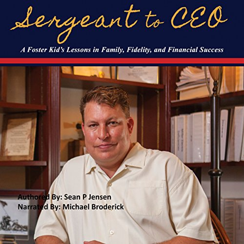 Sergeant to CEO cover art