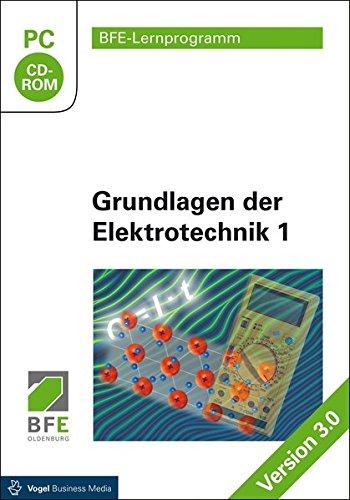 Preisvergleich Produktbild Grundlagen der Elektrotechnik 1 Version 3.0,  2016