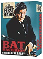 Bat Masterson Complete Season One [DVD] [Import]