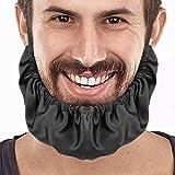 Beard Bandana, Richoose facial beard apron guard beard cap - 2pcs