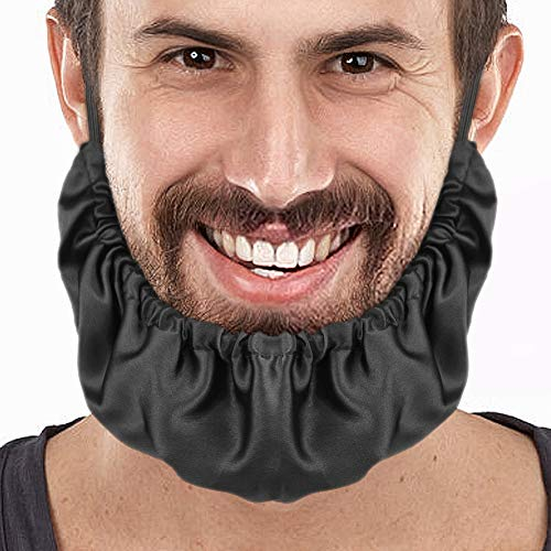 Beard Bandana, Richoose facial beard apron guard beard cap - 2pcs