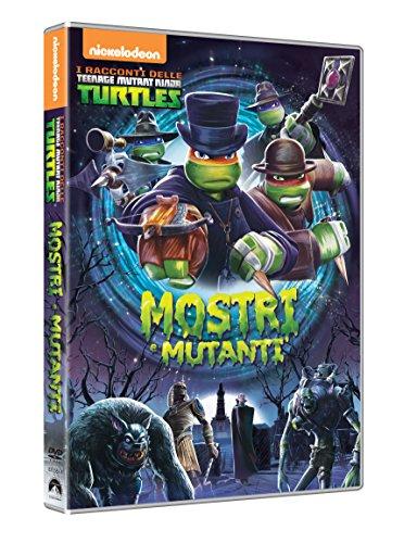 I Racconti Delle Teenage Mutant Ninja Turtles - Mostri E Mutanti