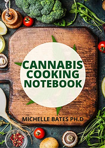 CANNABIS COOKING NOTEBOOK: UNDERSTANDING THE ART OF COOKING WITH WEED