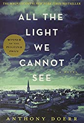 This is a beautifully written, lyrical, view of World War II France and Germany. It is told in the voices of its two main characters- Marie-Laure and Werner. Marie-Laure lives with her father in Paris and at the age of 6 she becomes blind. To help her navigate through the city her father recreates their neighborhood in a tiny replica she can touch.