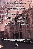 Lecciones de derecho civil: parte general y derecho de la persona