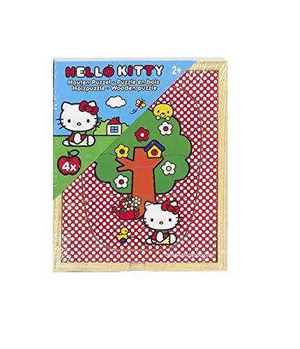 Hello Kitty   Puzzle, 2 x 100 Piezas ( 10647 9)