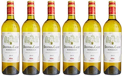 Calvet Prestige AOP Bordeaux Sauvignon Blanc (6 x 0.75 l)
