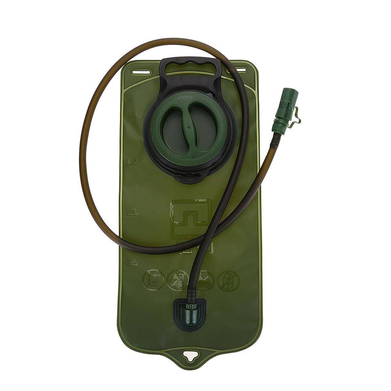 オープニングアルプス毛皮ハイドレーションシステム 2L 無毒無臭 食品グレード材料 水分補給 使用簡単 携帯便利 ランニング サイクリング キャンプ ハイキング クライミング 防災用 ウォーターバッグ