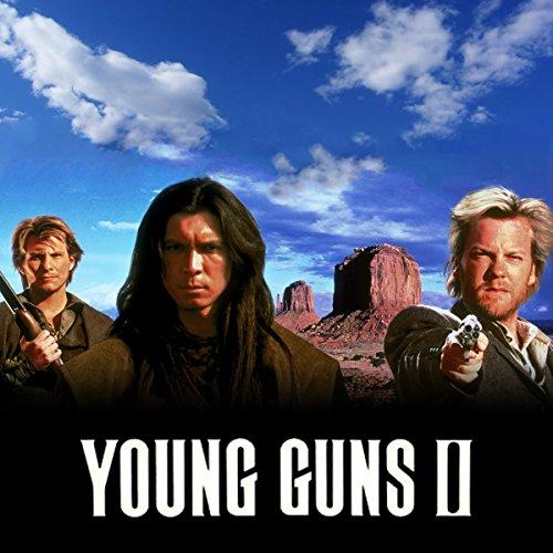 Young Guns II audiobook cover art
