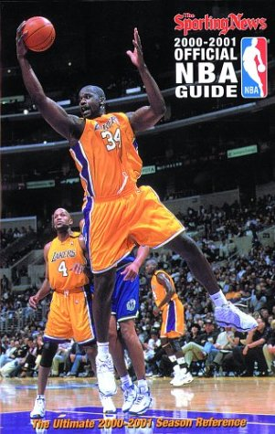 The Sporting News Official Nba Guide 2000-2001