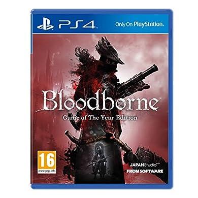 Ps4 Bloodborne - Game Of The Year Edition a buen precio