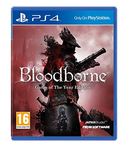 Bloodborne (Game of the Year Edition) (PS4) (New)
