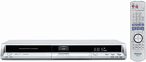 Panasonic DMR-ES25S DVD Recorder with DV Input with HDMI and SD Card Slot (Renewed)