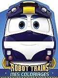 Robot Trains Mes coloriages: Kay