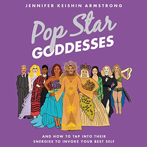 Pop Star Goddesses  By  cover art