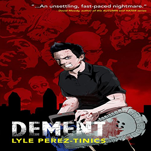 Dement audiobook cover art