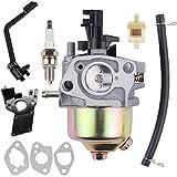 FYIYI New Carburetor w/Gasket for Champion Power Equipment 3500 4000 Watts Gas...