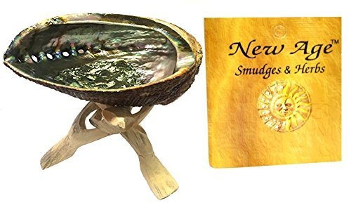 Top smudge bowl with stand for 2021