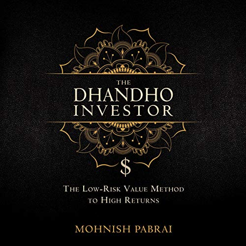 Page de couverture de The Dhandho Investor