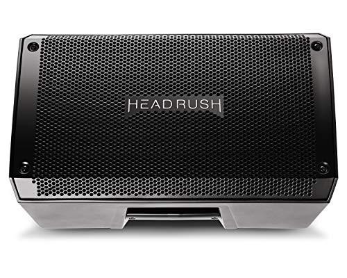 HeadRush FRFR-108 - Aktiver 2-Wege Full-Range/Flat-Response 8-Zoll Lautsprecher mit 2000 Watt für Gitarren, Multi FX- und Amp Modeler