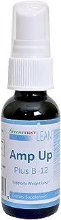 Greens First® Lean™ Amp Up Plus B-12 Dietary Supplement Spray – Nutritional Supplement – Diet Spray –30 Servings per Bottle