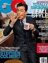 GQ Magazine, September 2015 | Stephen Colbert