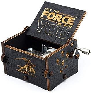 Best star wars hand crank music box Reviews