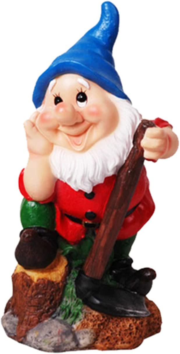 Selling and selling Niguleser Dwarf Garden Ornaments Generic Fairy Classic G Pieces of Tale