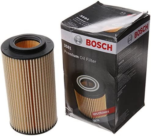 Engine Oil Filter-Premium Oil Filter Bosch 3502