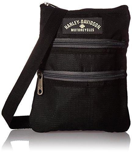 HARLEY-DAVIDSON X-body Sling Rucksack, schwarz (Schwarz) - 99616-BLK
