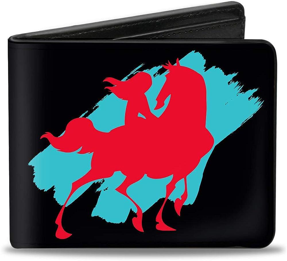 Buckle-Down Men's Max 70% OFF Standard Bifold Wallet x 4.0