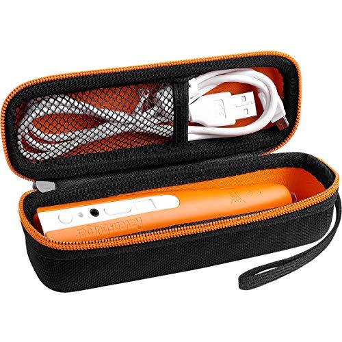 PAIYULE Tasche für Ravensburger tiptoi 00806/ 00801 / 00700 Starter-Set Stift und Bauernhof-Buch (schwarz)
