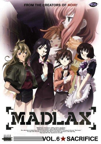 Madlax, Vol. 6 - Sacrifice