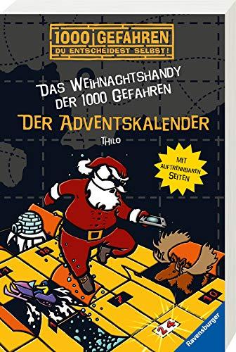 Das Weihnachtshandy der 1000 Gefahren: Der Adventskalender