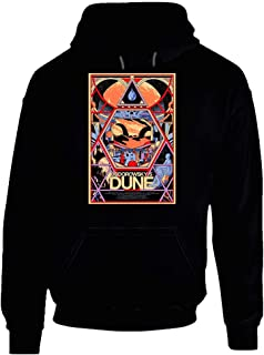 Jodorowsky's Dune Best Movie Posters Since 2010 Movie Lovers Hoodie. Black