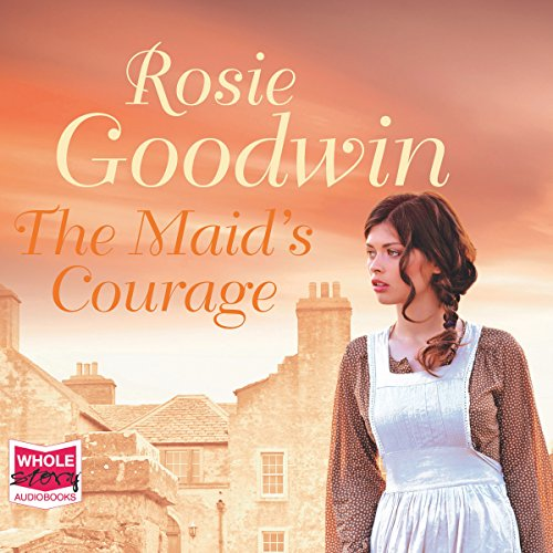 The Maid's Courage audiobook cover art
