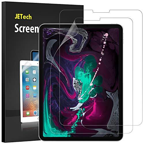 JETech Schutzfolie für iPad Pro 11 Zoll 2020 & 2018 Modell, Premium PET Folie, 2 Stück